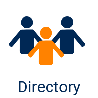 directory icon and link